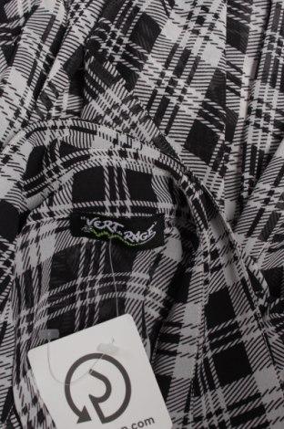 Γυναικείο πουκάμισο Vert De Rage, Μέγεθος M, Χρώμα Μαύρο, Πολυεστέρας, Τιμή 17,94€