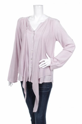 Γυναικείο πουκάμισο Vestino, Μέγεθος M, Χρώμα Ρόζ , 100% βισκόζη, Τιμή 15,46€