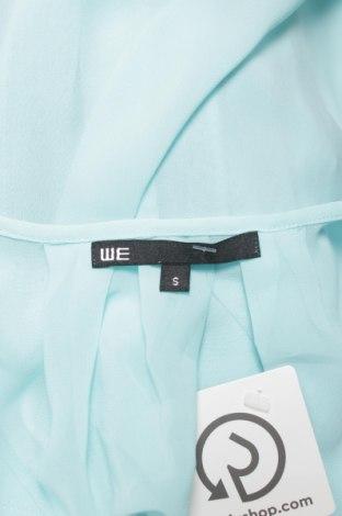 Γυναικείο πουκάμισο We, Μέγεθος S, Χρώμα Μπλέ, Τιμή 11,13€