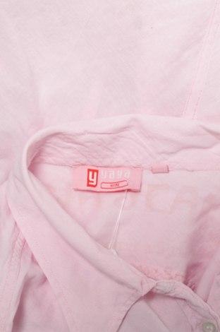 Γυναικείο πουκάμισο Yaya, Μέγεθος M, Χρώμα Ρόζ , Τιμή 10,82€