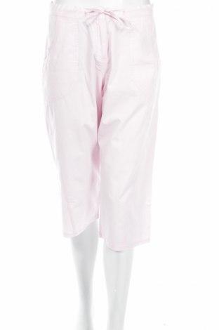 Дамски панталон Dorothy Perkins, Размер L, Цвят Розов, Памук, Цена 19,95лв.
