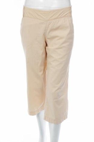 Дамски панталон Sasch, Размер XL, Цвят Бежов, 97% памук, 3% еластан, Цена 5,52лв.