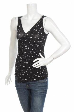 Dámske tielko  Ann Christine, Veľkosť XS, Farba Čierna, 92% polyester, 8% elastan, Cena  2,20€