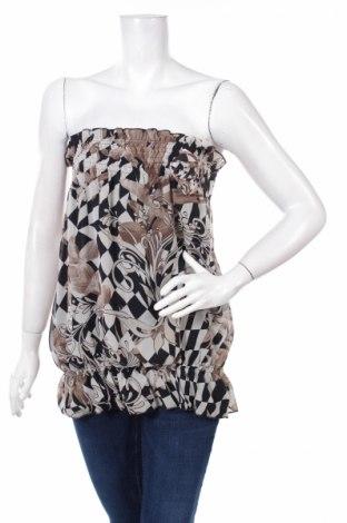 Γυναικείο αμάνικο μπλουζάκι Artigli, Μέγεθος L, Χρώμα Πολύχρωμο, Τιμή 4,52€
