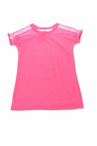 Детска блуза Calzedonia, Размер 10-11y/ 146-152 см, Цвят Розов, Цена 9,33лв.