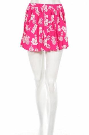 Пола Hollister, Размер XS, Цвят Розов, 100% вискоза, Цена 3,12лв.