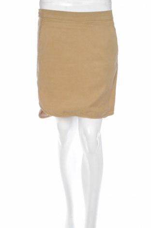 Φούστα OAK + FORT, Μέγεθος XS, Χρώμα  Μπέζ, 100% τενσελ, Τιμή 3,53€
