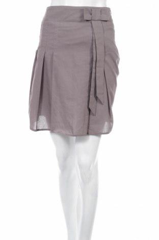 Φούστα Yessica, Μέγεθος S, Χρώμα Γκρί, 65% πολυεστέρας, 35% βαμβάκι, Τιμή 3,91€