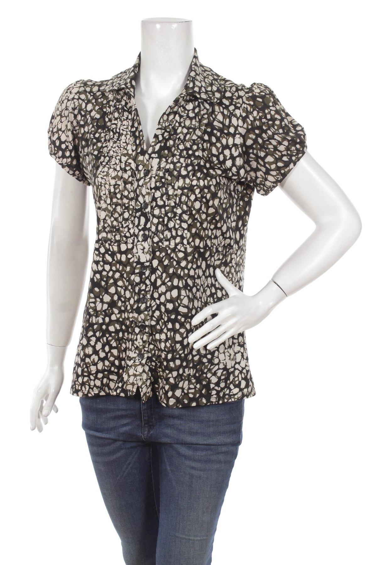 Γυναικείο πουκάμισο Reitmans, Μέγεθος S, Χρώμα Πολύχρωμο, 95% πολυεστέρας, 5% ελαστάνη, Τιμή 9,28€