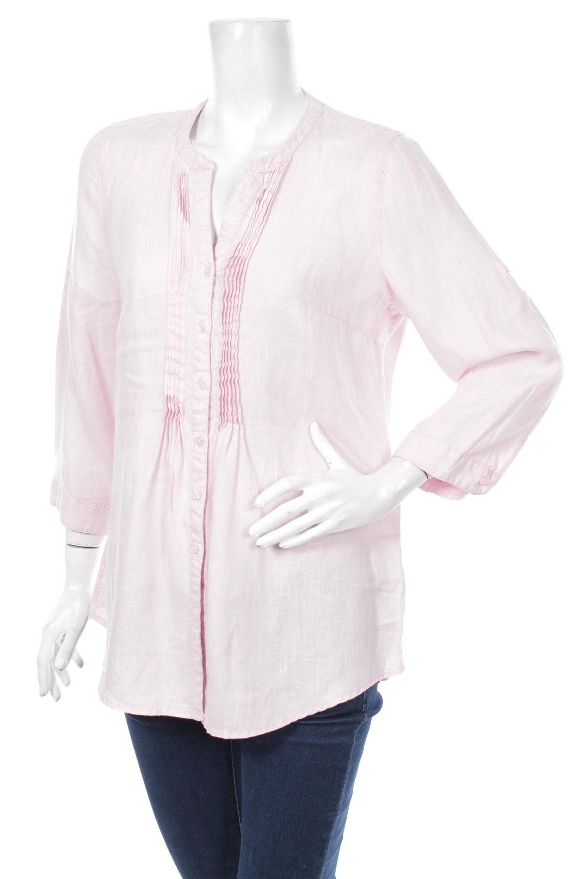 Γυναικείο πουκάμισο Kate Storm, Μέγεθος S, Χρώμα Ρόζ , Τιμή 24,23€
