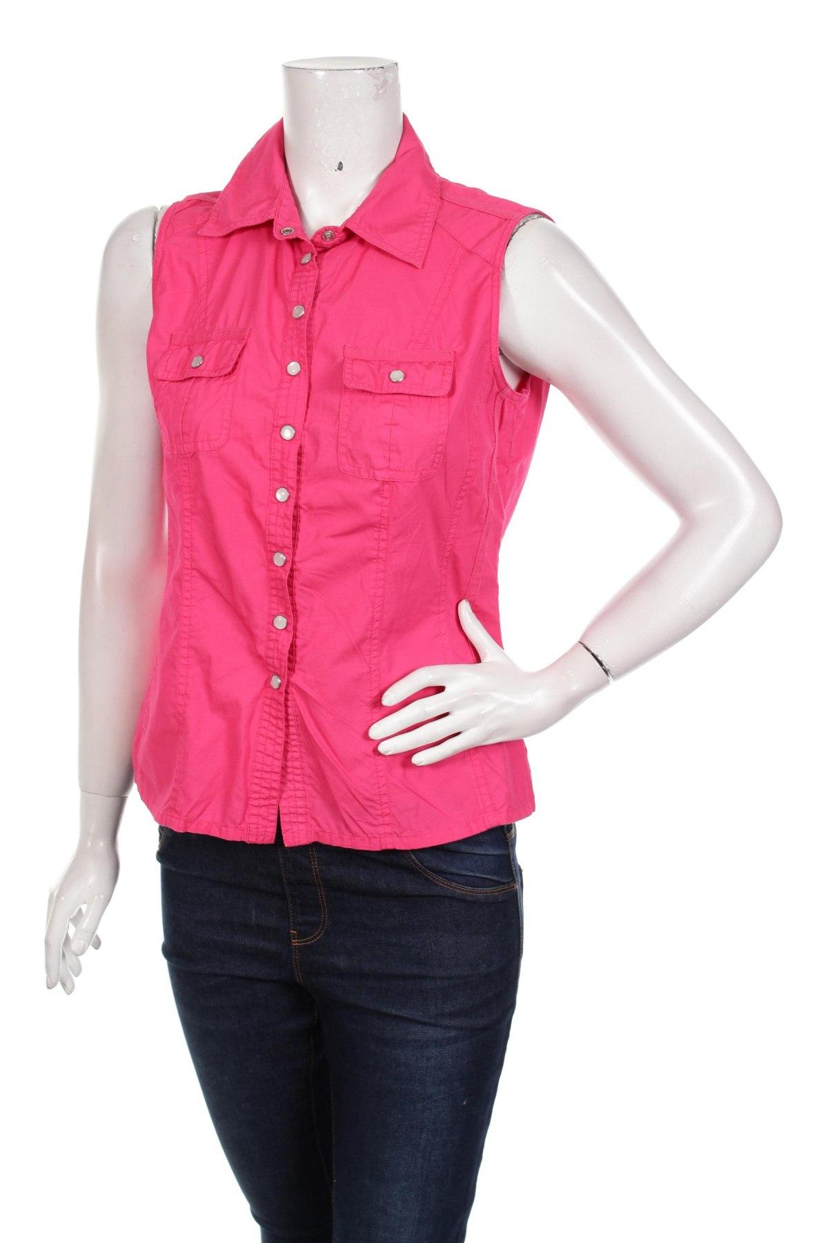 Γυναικείο πουκάμισο Manguun, Μέγεθος M, Χρώμα Ρόζ , Τιμή 14,07€