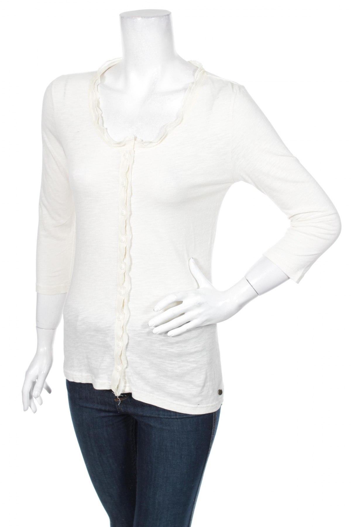 Γυναικείο πουκάμισο Vero Moda, Μέγεθος S, Χρώμα  Μπέζ, Τιμή 16,70€