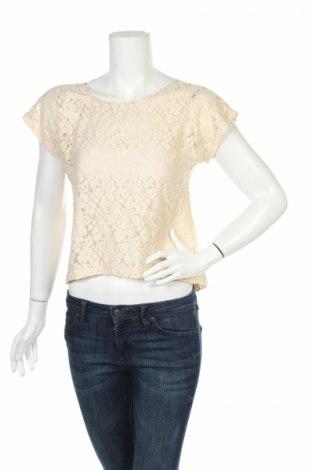 Дамска блуза Body Central, Размер M, Цвят Бежов, Цена 4,32лв.