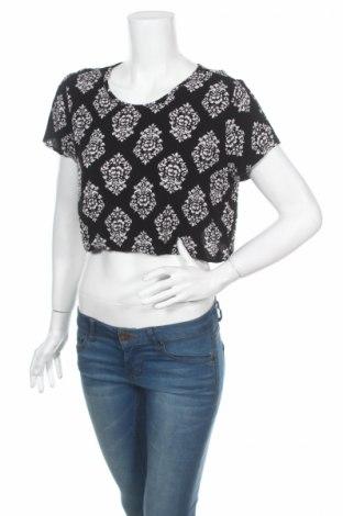 Дамска блуза, Размер M, Цвят Черен, Вискоза, Цена 4,75лв.