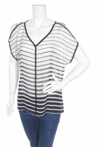 Дамска блуза A.N.A., Размер S, Цвят Черен, Полиестер, Цена 4,00лв.