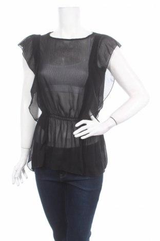 Дамска блуза Apostrophe, Размер S, Цвят Черен, Полиестер, Цена 3,24лв.