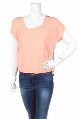 Дамска блуза Ardene, Размер L, Цвят Розов, Полиестер, вискоза, Цена 4,75лв.