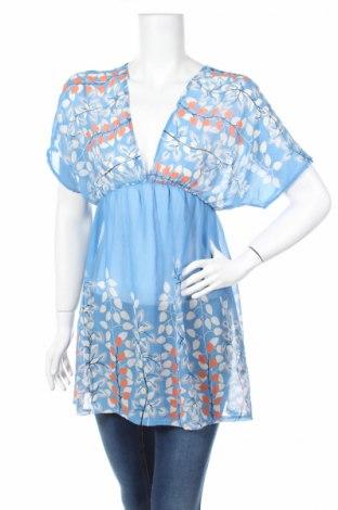 Дамска блуза Charlotte Russe, Размер L, Цвят Многоцветен, Полиестер, Цена 5,29лв.