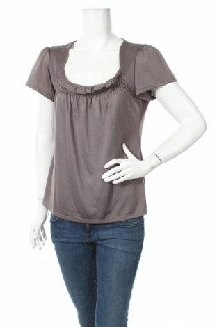 Дамска блуза Chillytime, Размер L, Цвят Сив, Цена 6,24лв.