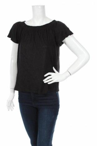 Γυναικεία μπλούζα Decjuba, Μέγεθος S, Χρώμα Μαύρο, Βισκόζη, Τιμή 3,16€