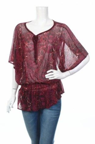 Дамска блуза Gloria Vanderbilt, Размер L, Цвят Многоцветен, Полиамид, Цена 4,50лв.