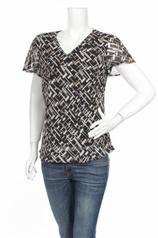 Дамска блуза Liz Jordan, Размер M, Цвят Многоцветен, Полиестер, Цена 5,04лв.