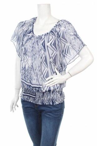 Дамска блуза Only, Размер S, Цвят Син, 100% полиестер, Цена 6,50лв.