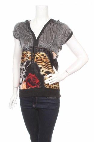 Дамска блуза People, Размер S, Цвят Многоцветен, Цена 3,08лв.