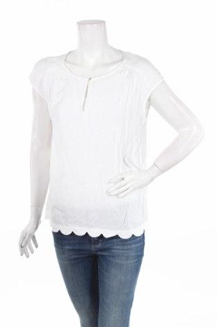 Bluză de femei Promod, Mărime M, Culoare Alb, 100% viscoză, Preț 34,70 Lei