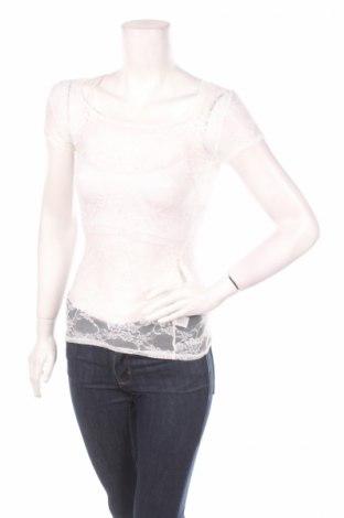 Дамска блуза Zenana Outfitters, Размер S, Цвят Бял, 90% полиамид, 10% еластан, Цена 4,50лв.
