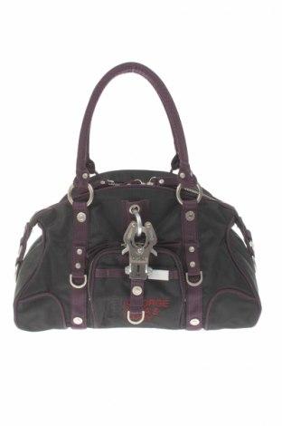 Γυναικεία τσάντα George Gina & Lucy, Χρώμα Μαύρο, Κλωστοϋφαντουργικά προϊόντα, Τιμή 21,44€