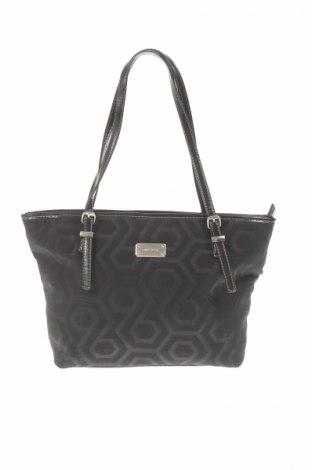 Γυναικεία τσάντα Nine West, Χρώμα Μαύρο, Κλωστοϋφαντουργικά προϊόντα, δερματίνη, Τιμή 19,59€
