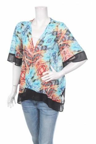 Γυναικεία ζακέτα Now, Μέγεθος M, Χρώμα Πολύχρωμο, Πολυεστέρας, Τιμή 4,82€