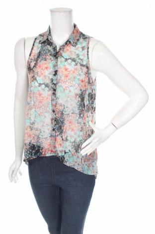 Γυναικείο πουκάμισο Ambiance Apparel, Μέγεθος S, Χρώμα Πολύχρωμο, 100% πολυεστέρας, Τιμή 3,34€