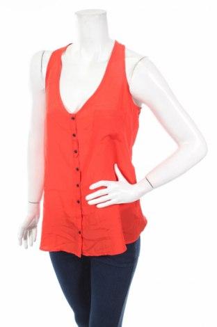 Дамска риза Barkins, Размер M, Цвят Червен, Полиестер, Цена 4,75лв.