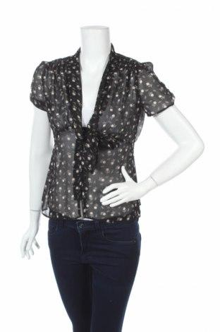 Γυναικείο πουκάμισο Dorothy Perkins, Μέγεθος M, Χρώμα Μαύρο, Πολυεστέρας, Τιμή 4,86€