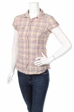 Дамска риза H&M L.o.g.g, Размер S, Цвят Многоцветен, Памук, Цена 3,25лв.