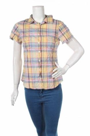 Дамска риза H&M L.o.g.g, Размер M, Цвят Многоцветен, Памук, Цена 4,00лв.