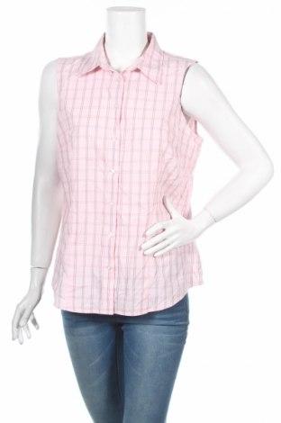 Дамска риза Izod, Размер L, Цвят Розов, 100% памук, Цена 3,04лв.