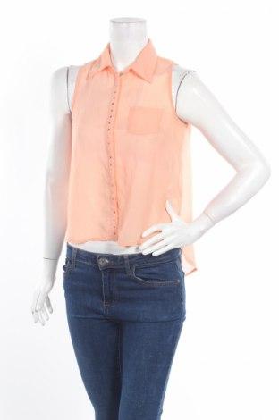 Дамска риза Love & Liberty, Размер S, Цвят Розов, 100% полиестер, Цена 4,00лв.