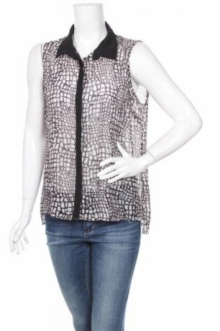 Γυναικείο πουκάμισο Now, Μέγεθος L, Χρώμα Γκρί, Πολυεστέρας, Τιμή 4,08€