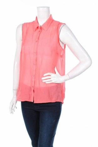 Дамска риза Page One, Размер XL, Цвят Розов, Полиестер, Цена 5,46лв.