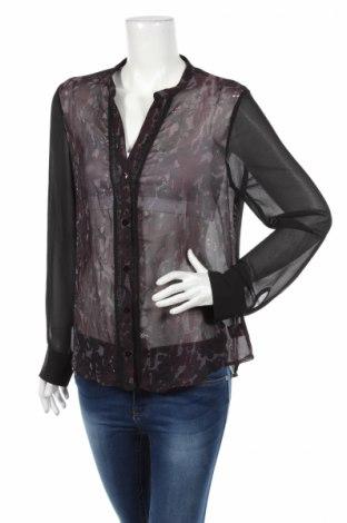 Дамска риза Sanctuary, Размер M, Цвят Черен, Полиестер, Цена 6,24лв.