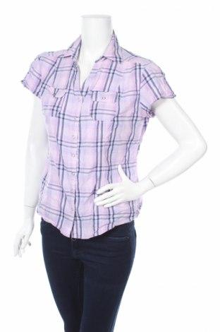 Γυναικείο πουκάμισο Style & Co, Μέγεθος S, Χρώμα Βιολετί, 100% βαμβάκι, Τιμή 4,11€
