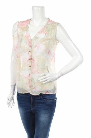 Γυναικείο πουκάμισο Vero Moda, Μέγεθος S, Χρώμα Πολύχρωμο, Πολυεστέρας, Τιμή 3,74€