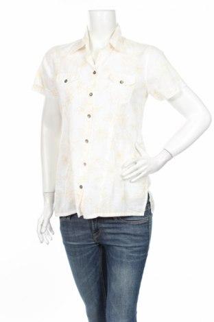 Дамска риза World Of Wissmach, Размер S, Цвят Бял, 100% памук, Цена 4,25лв.