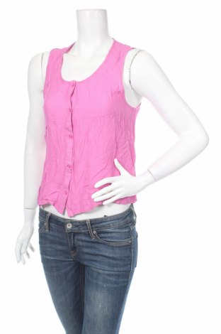 Дамска риза Yes Or No, Размер S, Цвят Розов, Вискоза, Цена 2,00лв.