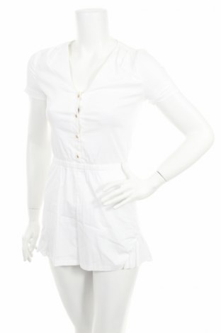 Γυναικεία σαλοπέτα Patrizia Pepe, Μέγεθος XS, Χρώμα Λευκό, 76% βαμβάκι, 20% πολυαμίδη, 4% ελαστάνη, Τιμή 43,14€