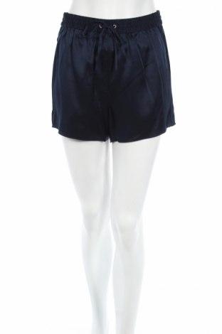 Dámske kraťasy  T By Alexander Wang, Veľkosť XS, Farba Modrá, 95% hodváb , 5% elastan, Cena  59,84€