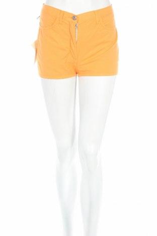 Дамски къс панталон PLOUMANAC'H, Размер XXS, Цвят Оранжев, 97% памук, 3% еластан, Цена 13,52лв.